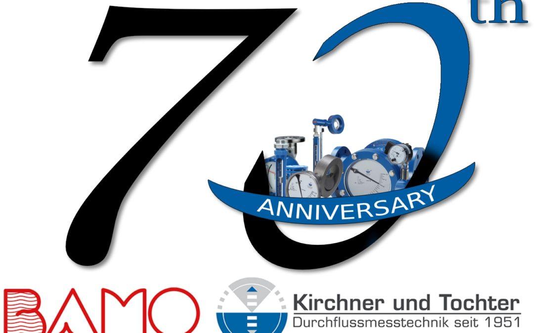 Kirchner und Tochter wird 70
